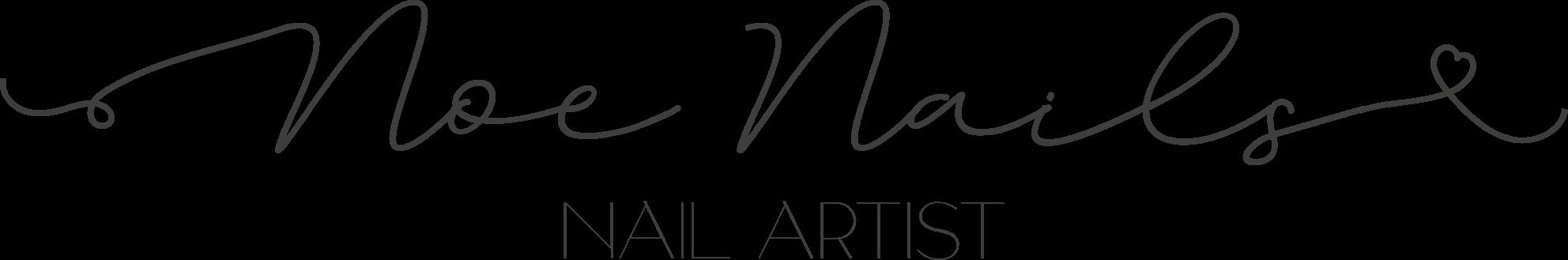 NoeNails Logo